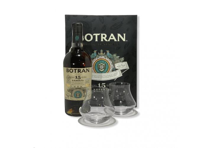 Botran 15 + 2 Glass
