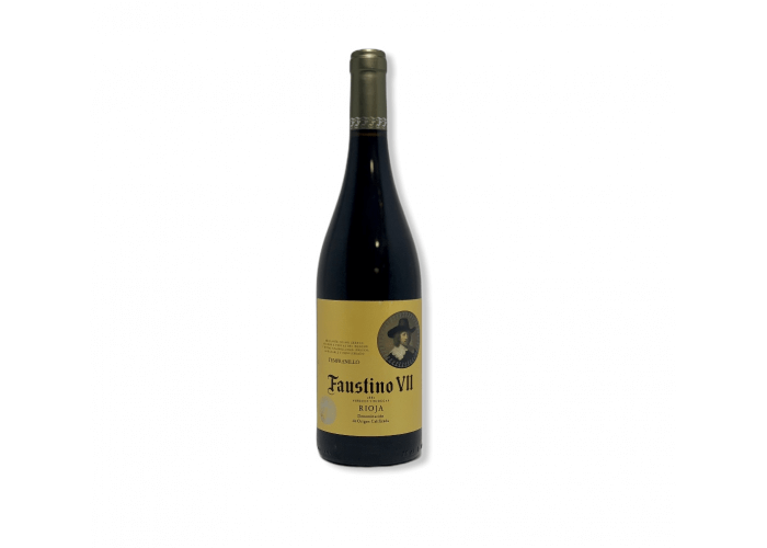 Faustino VII Rioja Tempranillo