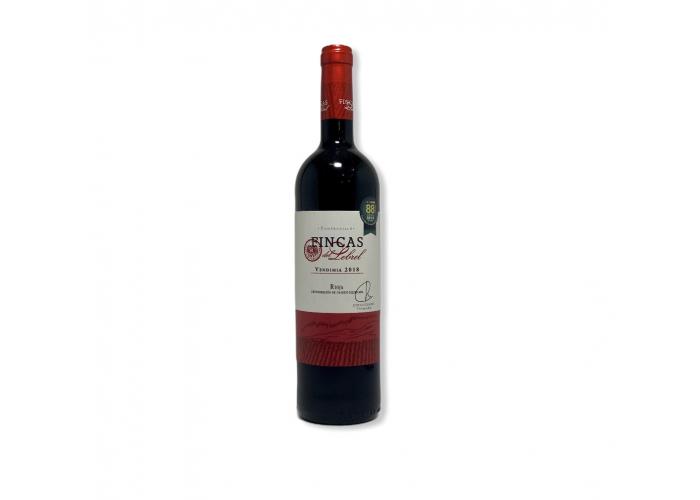 Fincas Del Lebrel Vendimia 2018 Rioja