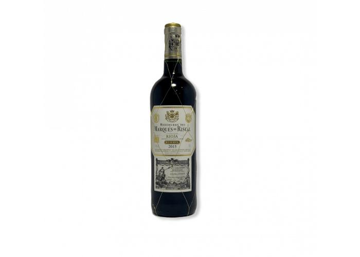 Herederos del Marques de Riscal Rioja 2015
