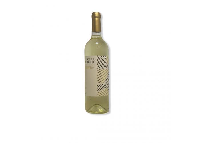Solar de Ricot Capel vino blanco semidolce