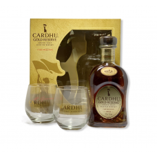 Cardhu Gold Reserve Cask Selection + 2 Glass