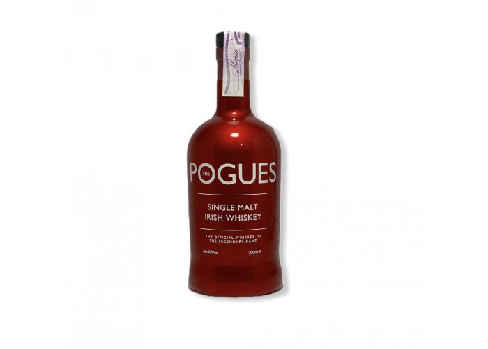 Pogues Single Malt Irish Whiskey 0.7L