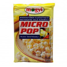 Mogyi Micro Pop Vajas Izesitessel