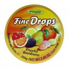 Woogie Fine Drops Frucht Bonbons
