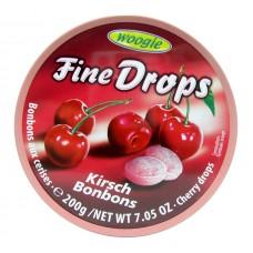 Woogie Fine Drops Kirsch Bonbons