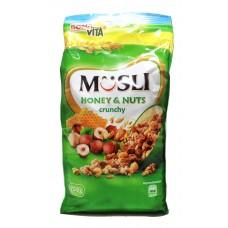 Bona Vita Musli Honey & Nuts crunchy