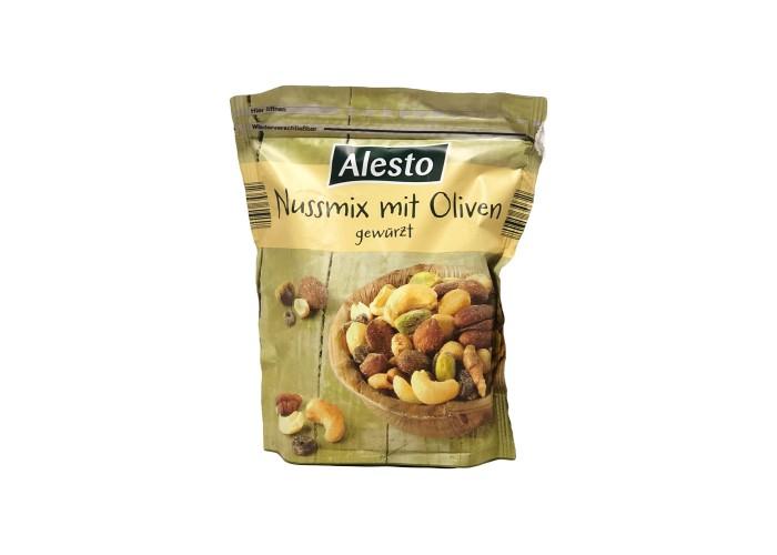 Alesto Nussmix Mit Oliven