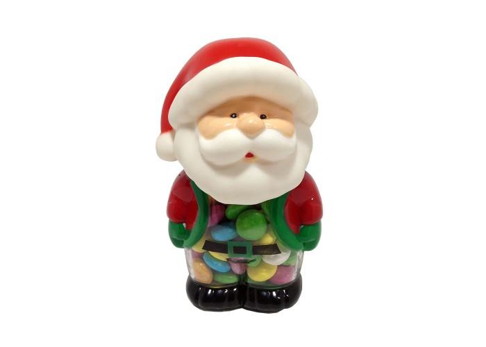 Money Box Драже + Игрушка Дед Мороз