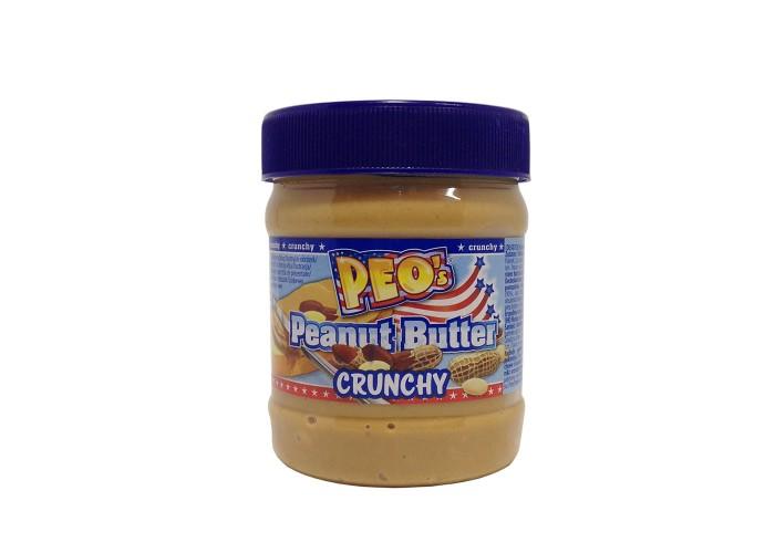 Peo's Peanut Butter Chunchy
