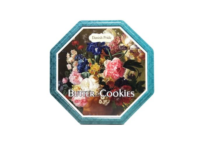 Danish Pride Butter Cookies Flower