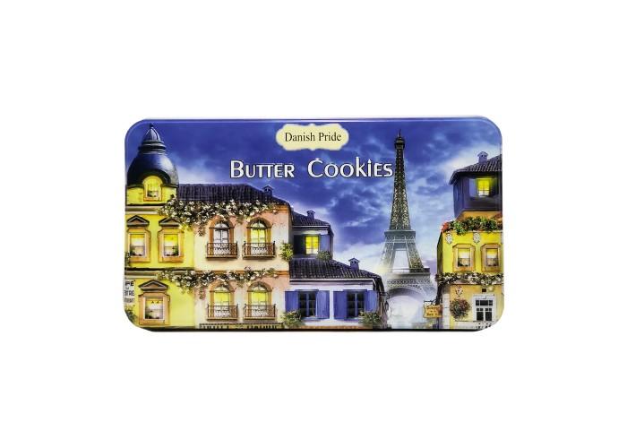 Danish Pride Butter Cookies Paris