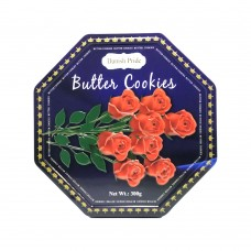 Danish Pride Butter Cookies Rose