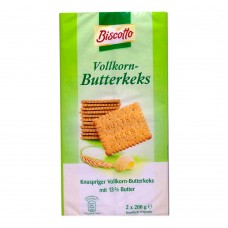 Biscotto Vollkorn  Butterkeks