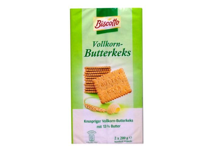 Biscotto Vollkorn  Butterkeks