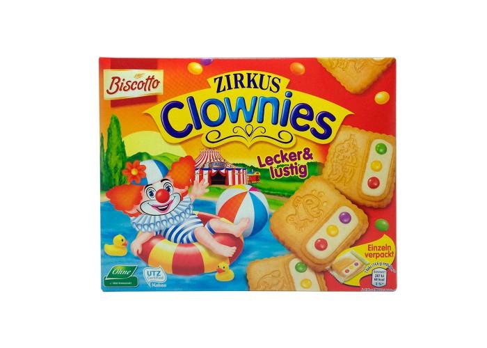 Biscotto Zirkus Clownies Lecker & Lusting