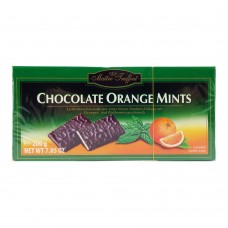 Maitre Truffout Chocolate Orange Mints