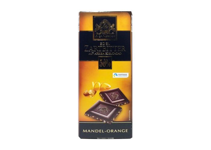 J.D.Gross Zartbitter Mandel-Orange 56%
