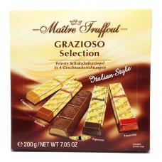 Шоколад Maitre Truffout Grazioso Selection