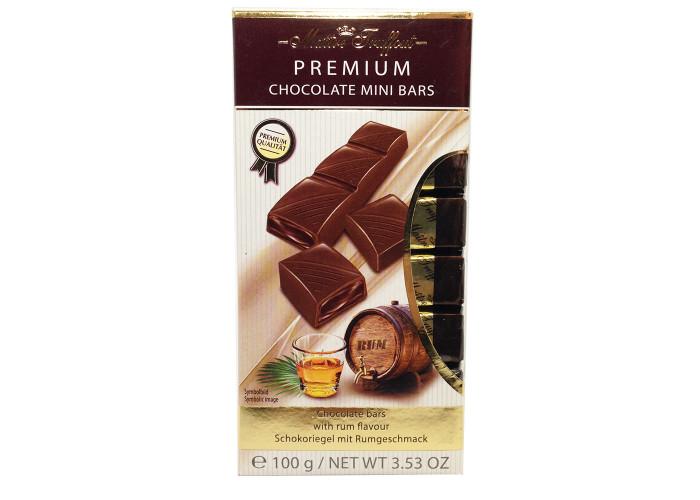 Шоколад Maitre Truffout Mini Bars Ром