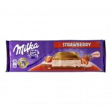 Milka 300г Strawberry