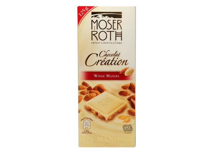 Moser Roth Chocolat Creation Wesse Mandel