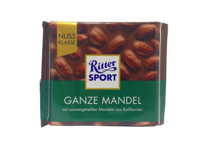 Ritter Sport Ganze Mandel