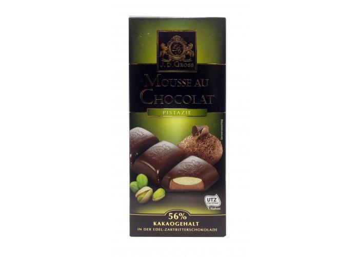 J.D.Gross Mousse Au Chocolat Pistazie
