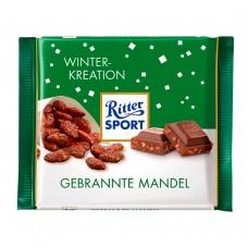 Gembrannte Mandel Winter
