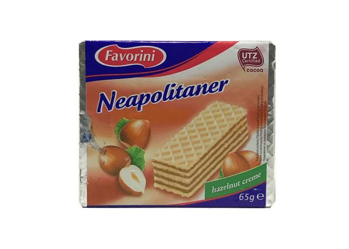 Favorini Neapolitaner hazelnut creme