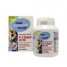 Витамины A-Z Depot ab 50