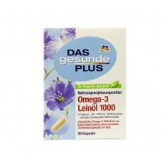 Omega-3 Leinol 1000