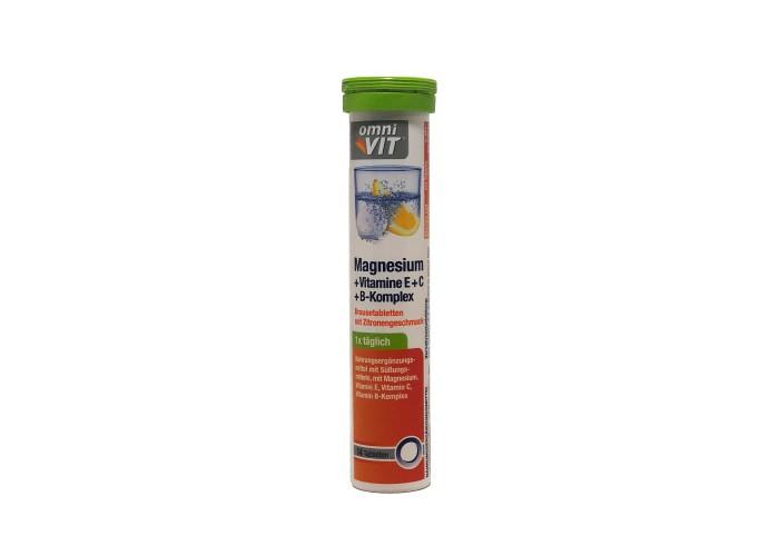 omniVit Magnesium vitamineE-C-B-komplex