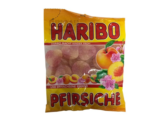Haribo Pfirsiche