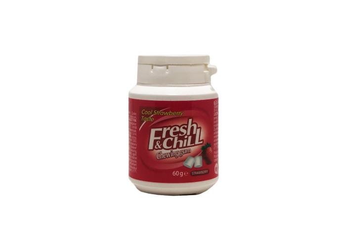Fresh Chill Cheming gum Strawberry