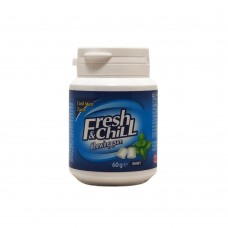 Fresh Chill chewing gum Mint