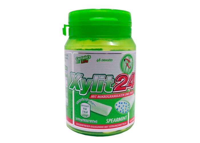 Xylit 24 Spearmint