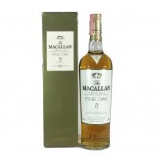 Macallan Fine OAK 8 Yo