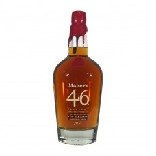 Maker's Mark 46 With OAK Staves