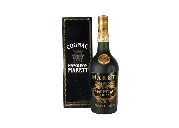 Marett Co cognac napoleon