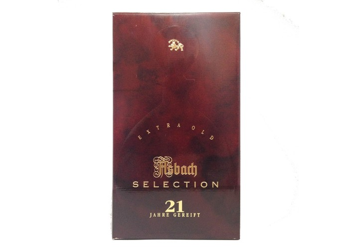 Asbach Selection 21 Yo
