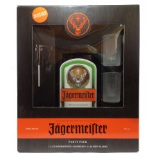 Jagermeister Party Pack 1.75l