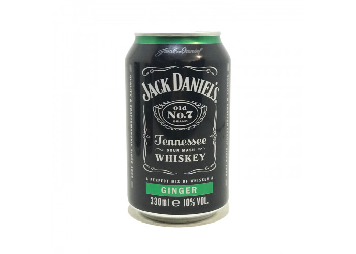 JackDaniels a perfect mix of WhiskeyGinger