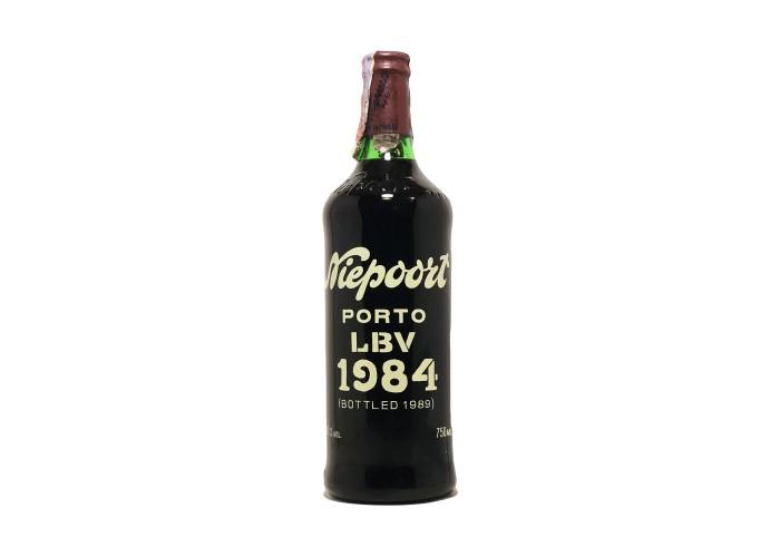 Niepoort porto lvb 1984