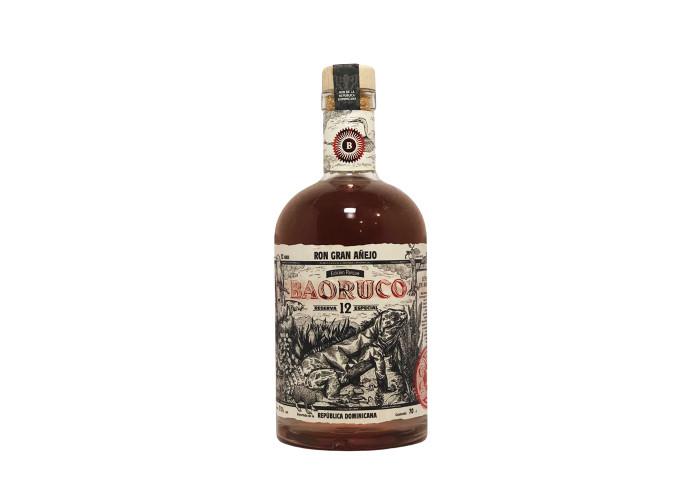 Baoruco rum 12 Y.O.