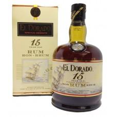 El Dorado Special Reserve 15 Yo