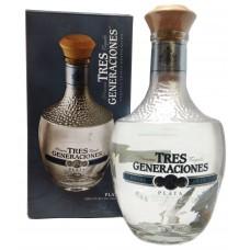 Tres Generaciones Tequila Plata