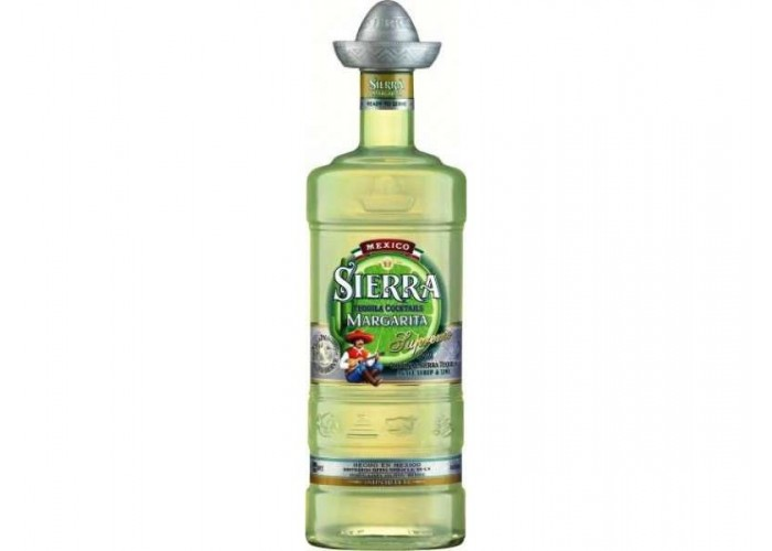 Sierra Margarita Supreme 700ml