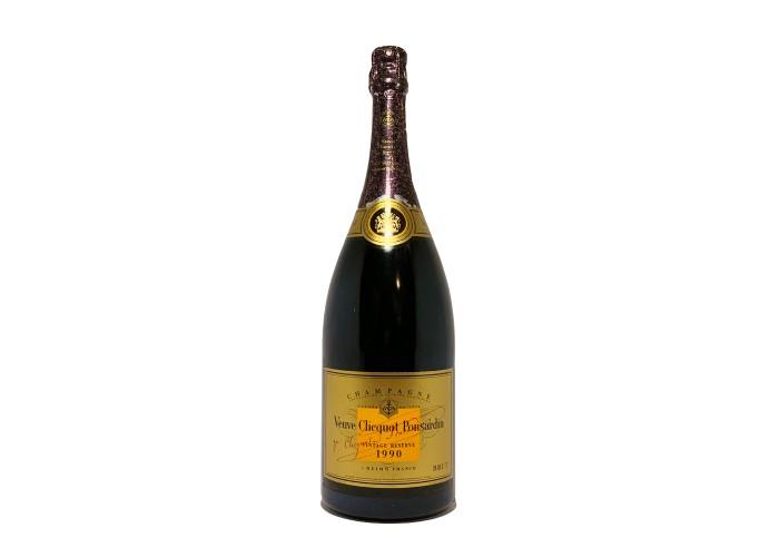 Veuve Clicquot Ponsardin vintage reserve 1990