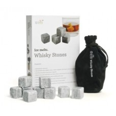 Ice Melts Whisky Stone